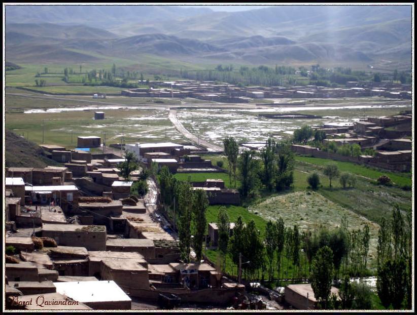 روستای اماموردیخان قوچان