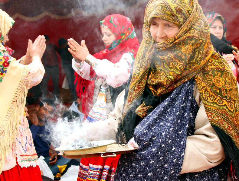 عروسی کرمانج زبان ها در اطراف قوچان - Dawetê Kurmancî - Quchan - Bakûra Xorasanê