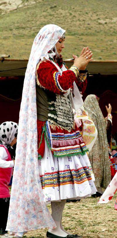عروسی کرمانج زبان ها در اطراف قوچان - Dawetê Kurmancî - Quchan - Bakûri Xorasani