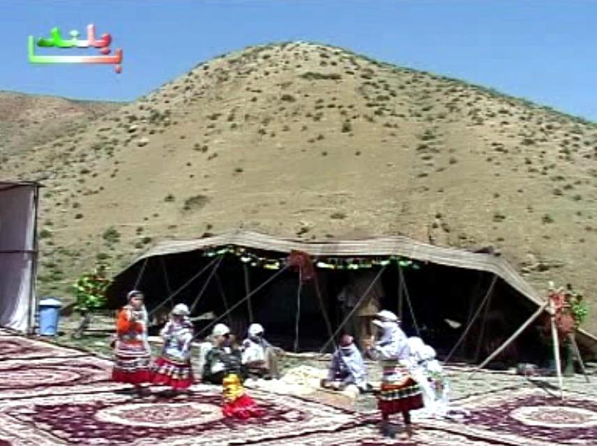 رقص زنان کرمانج شمال خراسان