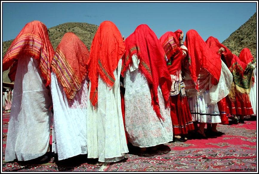 عروسی کرمانج ها در شمال خراسان - روستای سرانی شیروان