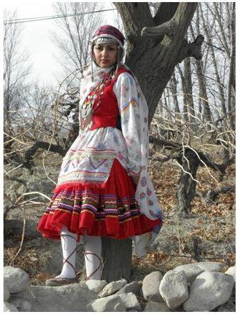 بيا و روستای چهل حصار آهنگ کرمانجی