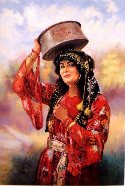 لباس مردان کرد